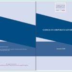 Pubblicato il nuovo Codice di Corporate Governance