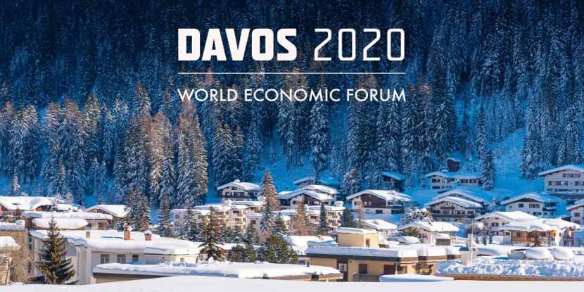 L'allarme lanciato al Forum di Davos 2020 e la Pandemia