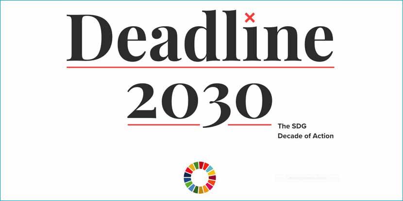 Decade of Action – l'impegno di tutti per raggiungere gli SDGs