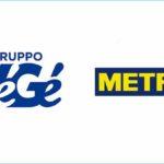 Gruppo VéGé ha stretto alleanza con Metro Italia