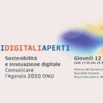 Sostenibili Digitali Aperti - Evento della Milano Digital Week con Refe