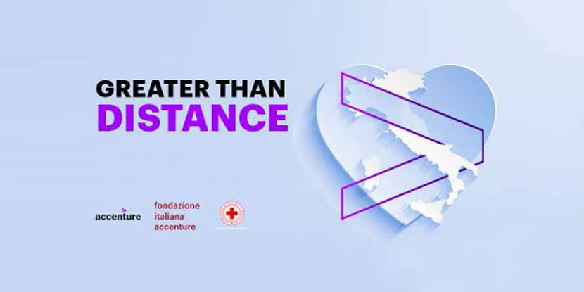 Accenture Italia: Insieme siamo #greaterthandistance