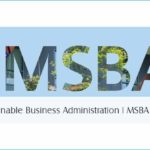 Master in Sustainable Business Administration - entro 6 maggio