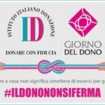 Istituto Italiano del Dono: Boom di donazioni per sanità e ospedali ma crollo per le altre attività