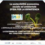 SMART: ripartenza sostenibile. La ricerca ITALIA SVIZZERA di Green Bocconi e SUPSI
