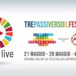 ASviS Live – Tre passi verso il Festival dello Sviluppo Sostenibile