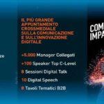 """Forum della Comunicazione 2020: """"Communication Impact"""" e nuove competenze digitali"""