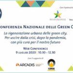3^ Conferenza Nazionale delle Green City