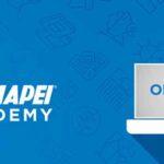 La formazione Mapei Academy è ora online