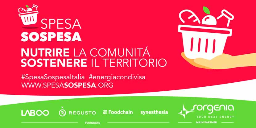 Spesasospesa.org, il progetto che digitalizza il flusso delle donazioni alimentari