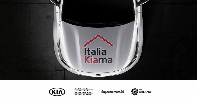 In #italiakiama la Csr è un gioco di squadra