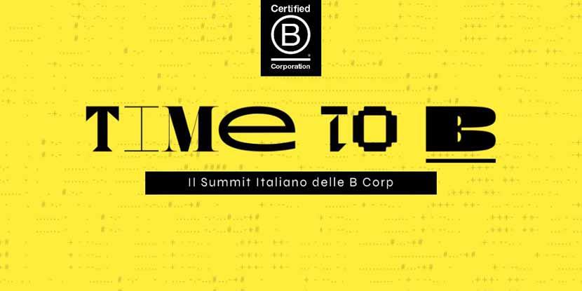 Summit delle B Corp Italiane