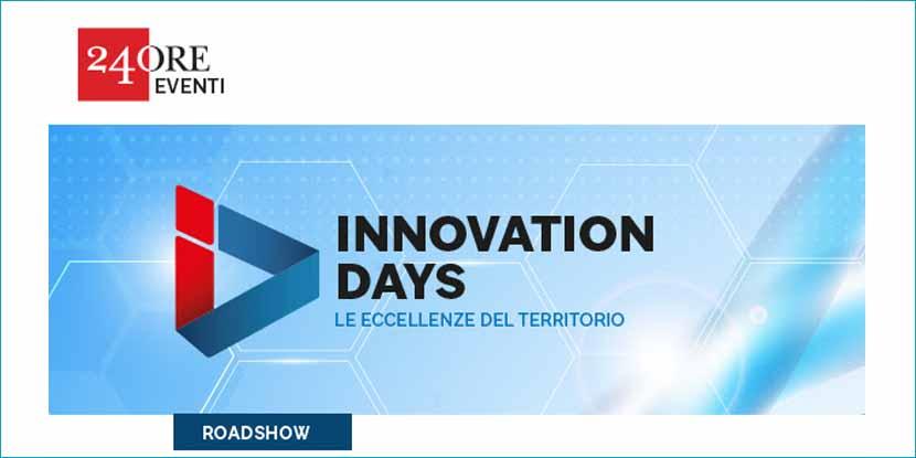 Innovation days, L'Italia che Riparte – Live streaming