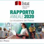 Rapporto annuale Istat 2020 - La situazione del paese