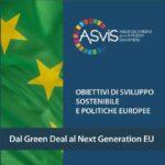 """Per orientarsi nella legislazione europea in vista del """"Piano di ripresa e resilienza"""" dell'Italia"""
