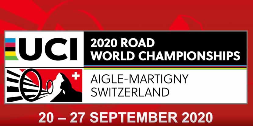 Mapei è UCI Main Sponsor dei Mondiali di Ciclismo 2020