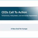 CEOs Call to Action: la sfida della ripresa sostenibile