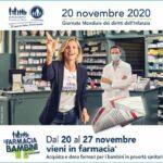 """""""In farmacia per i bambini"""", al fianco della Fondazione Francesca Rava"""