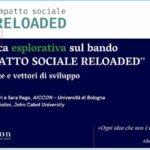 Fondazione Italiana Accenture: analisi Aiccon sui risultati del bando Impatto Sociale Reloaded