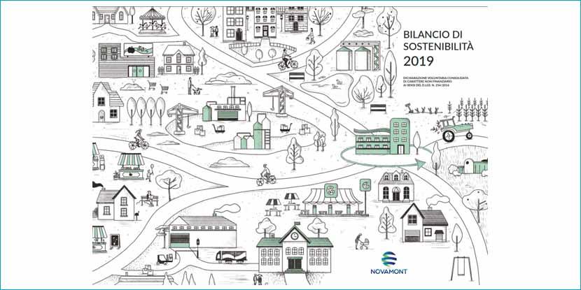 Novamont: il Bilancio di Sostenibilità è un percorso di innovazione continua