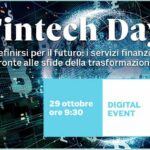 Fintech Day: servizi finanziari e le sfide della trasformazione
